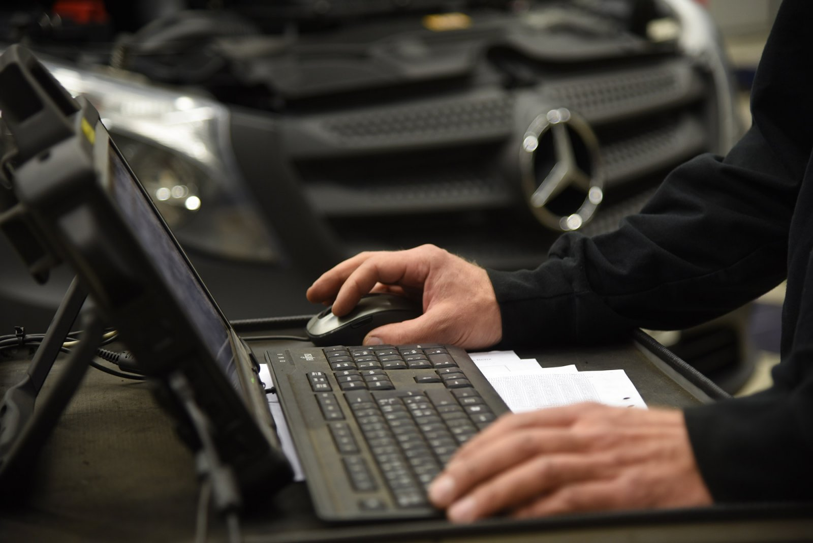 Tack vare den noggranna kontrollen lämnas 24 månaders fabriksgaranti på alla bilar i Certified programmet.