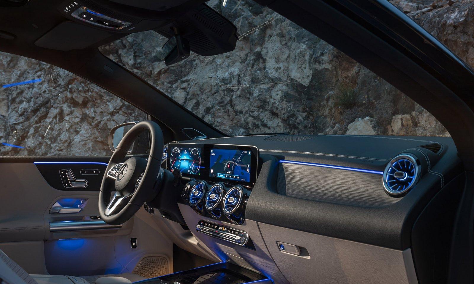 Die neue Mercedes-Benz B-Klasse Mallorca 2018The new Mercedes-Benz B-Class Mallorca 2018
