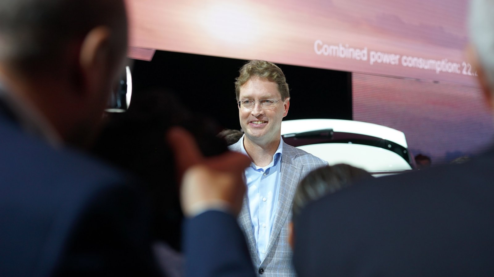 Daimlers koncernchef Ola Källenius. Foto: Mats Genberg