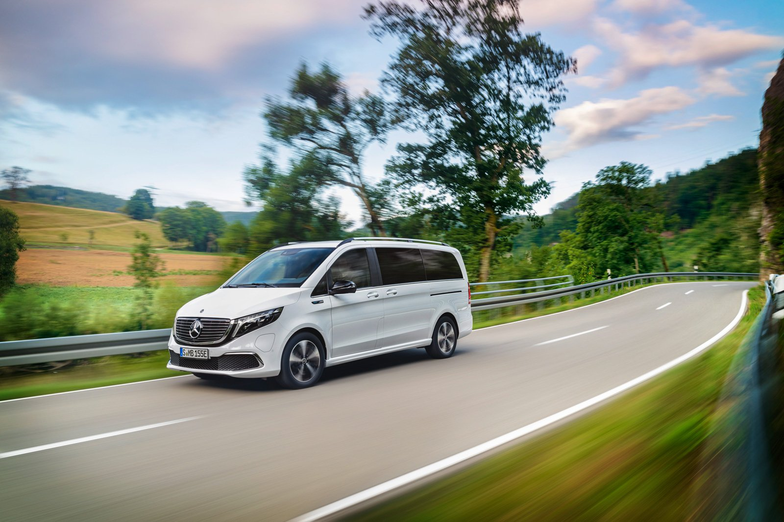 Mercedes-Benz EQV.