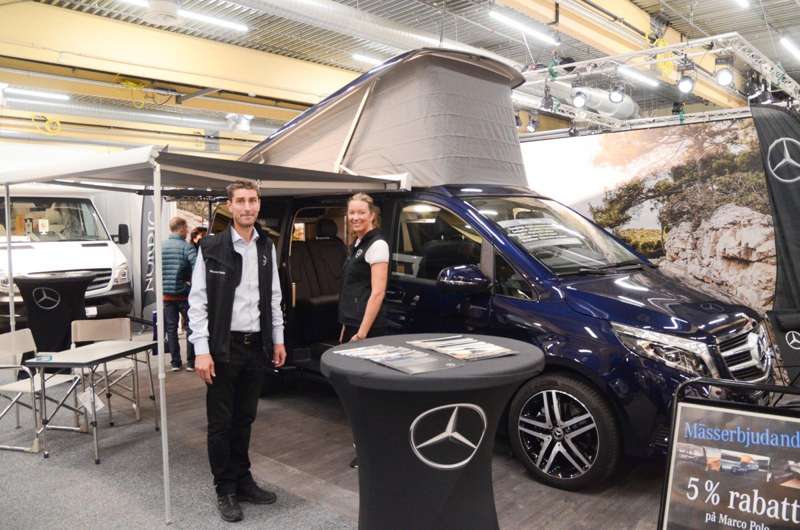 Mercedes-Benz egen fabriksbyggda Marco Polo