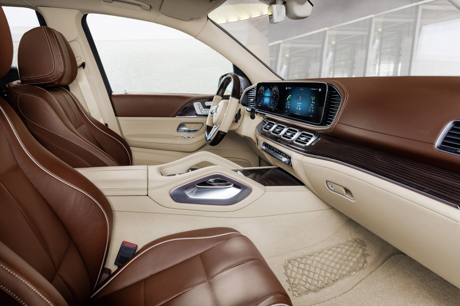 Mercedes-Maybach GLS 600 4MATIC.
