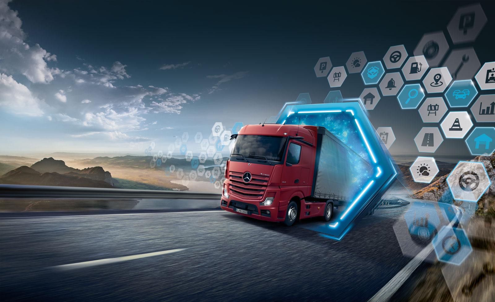 MB Uptime tar in data från bilens alla sensorer och kan berätta om problem innan de ens uppstår.