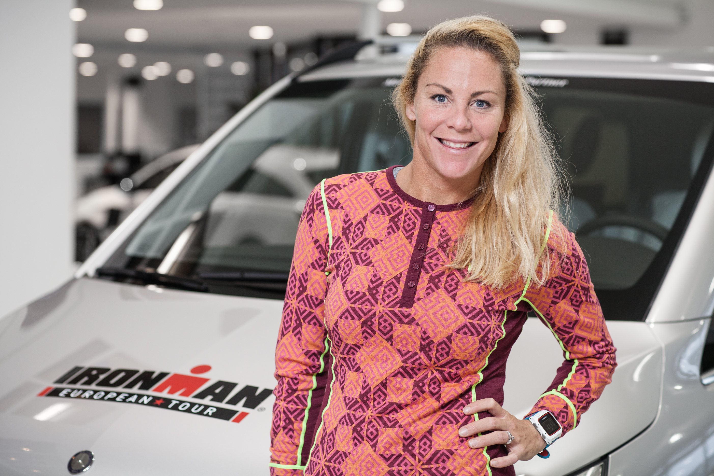 Emma Igelström Picture: Emma Igelström Nysatsar Med Triathlon Och V-Klass