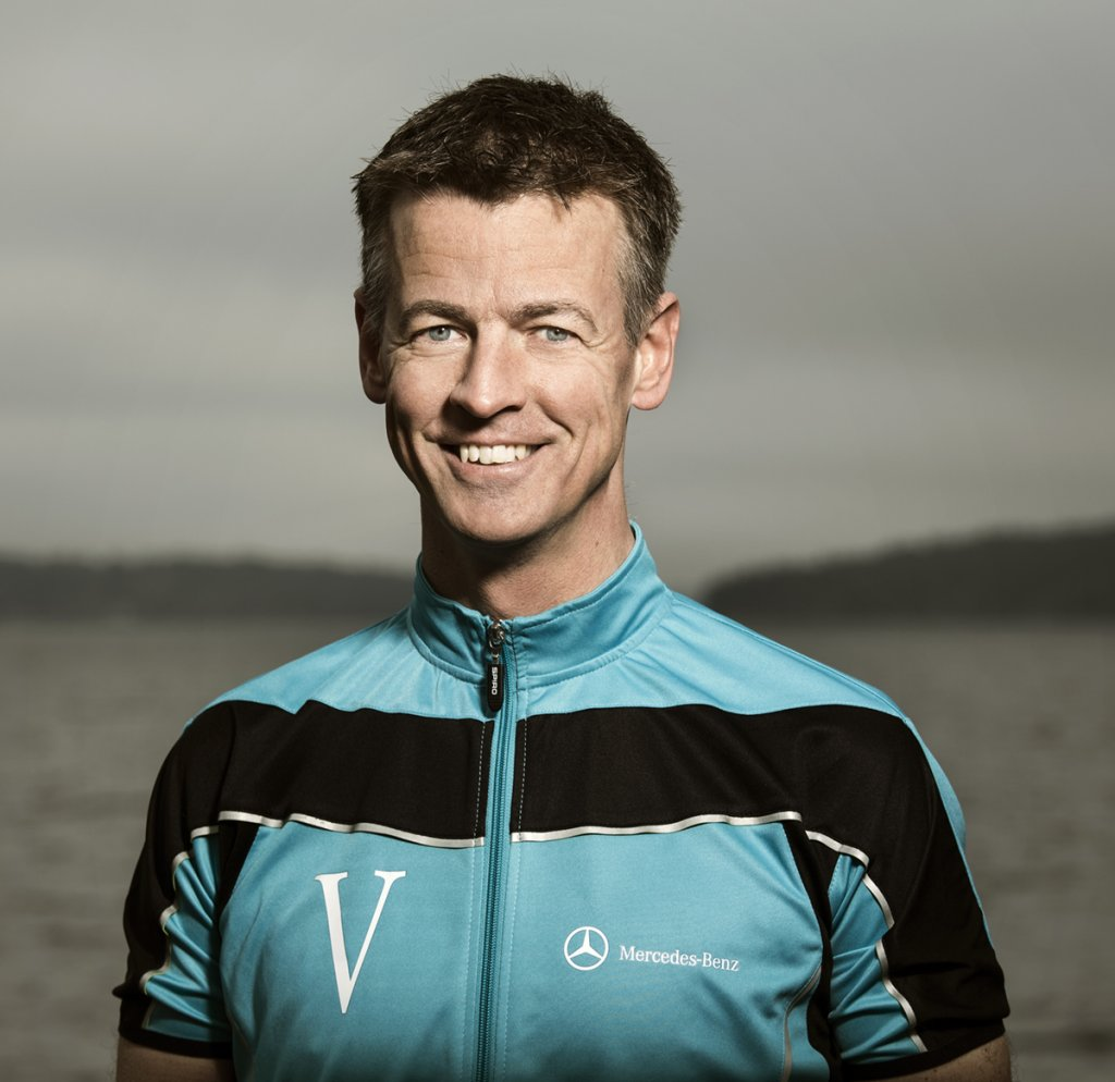 Erik Mercedes, Triathlon