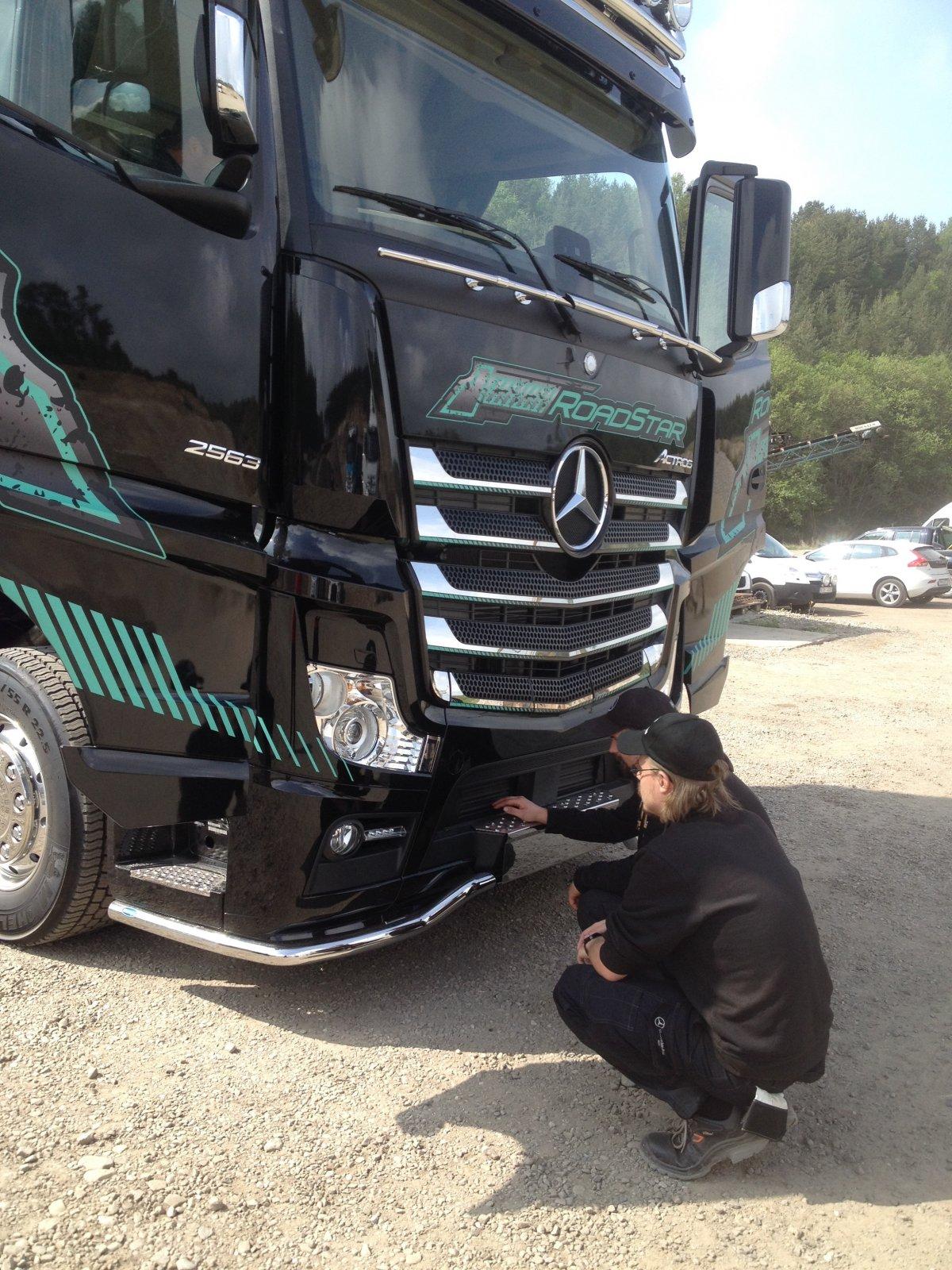 RoadStar Actros 2563IMG_2670