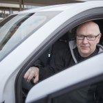 Lars-Åke Isaksson köpte sin bil hos Hedin Bil i Jönköping.