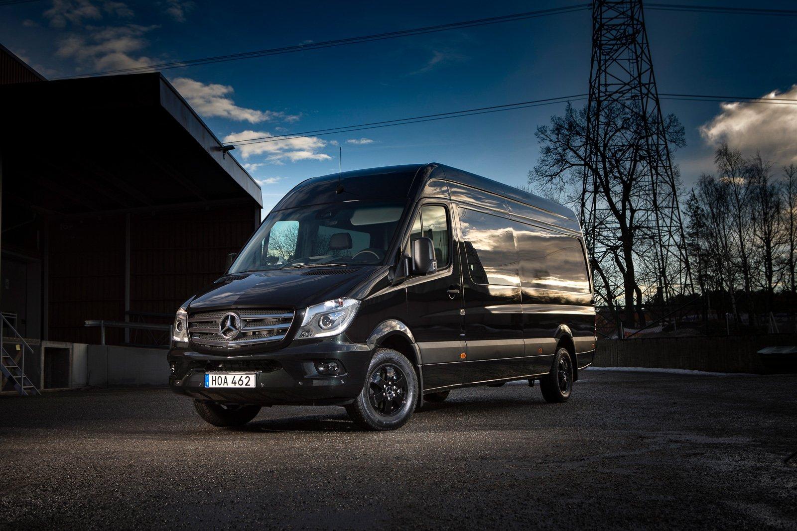 Mercedes Sprinter Mixto