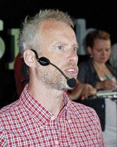 Fredrik Berling, Moderator