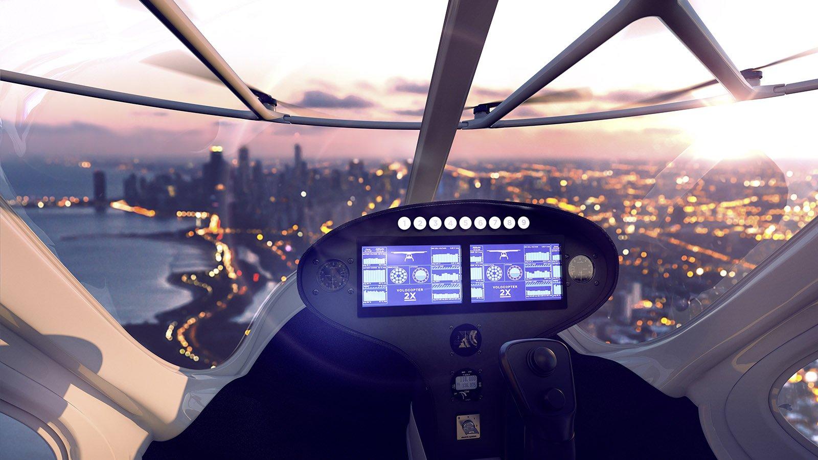 Tillsammans med Volocopter visar nu Mercedes-Benz att de flygande bilar som alltid haft en självklar plats framtiden kanske inte är så avlägsna.