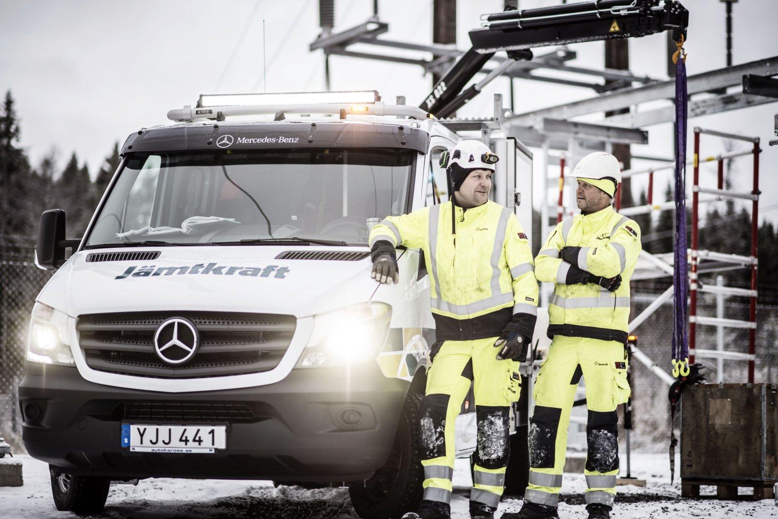 Jämtkraft i Östersund. Foto: Sandra Lee