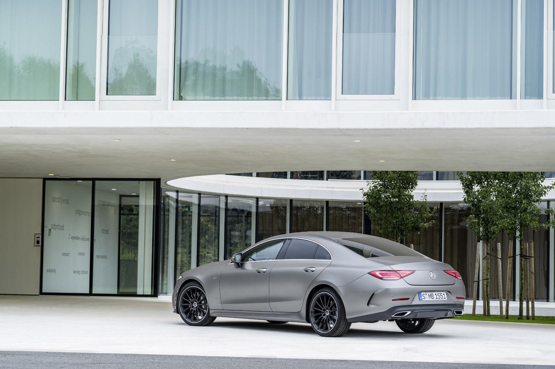 Mercedes-Benz CLS, 2017