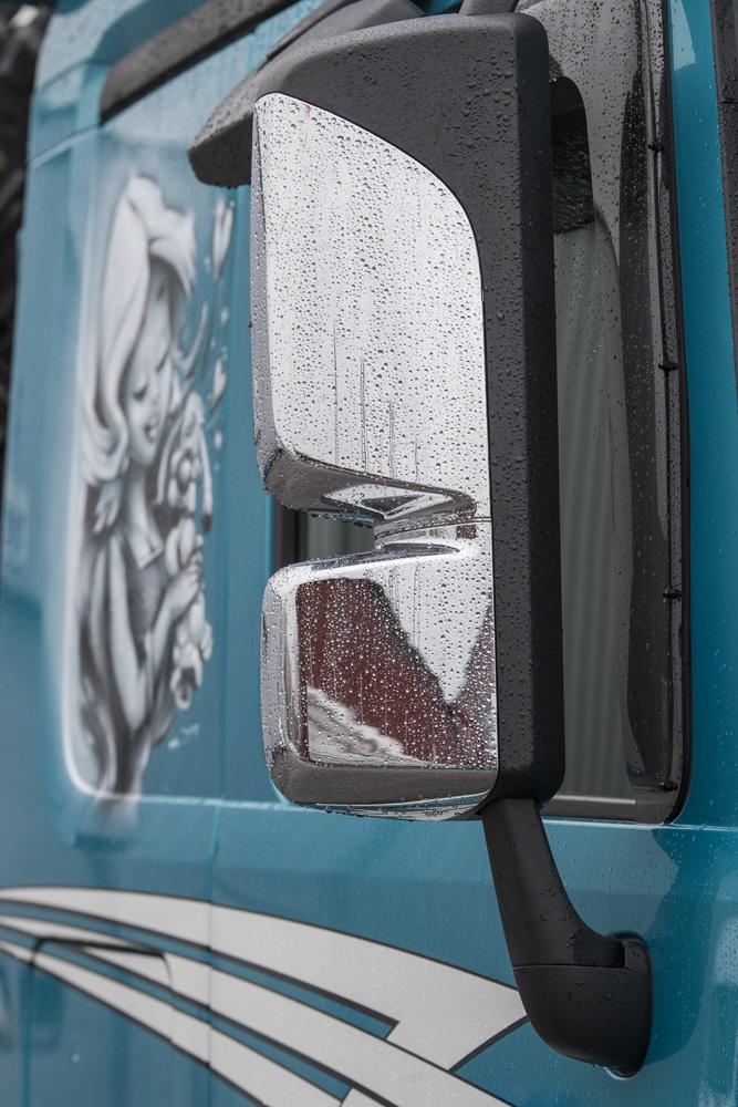 Mercedes Arocs kranbilar Akka  Foto: Stefan Nilsson, ph: +46703399111 Copyright: Bildbyrån SYD, mail: bilder@mac.com
